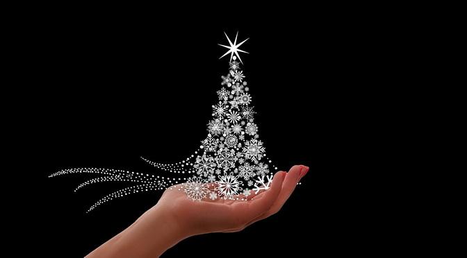 A schiene Wiehnachtszit und an güete Rutsch